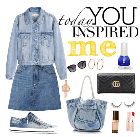 Denim ALL THE WAY
