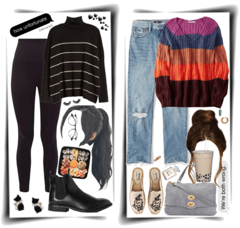 Striped Sweaters 2/2