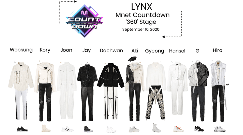 Lynx// '360' M Countdown Stage
