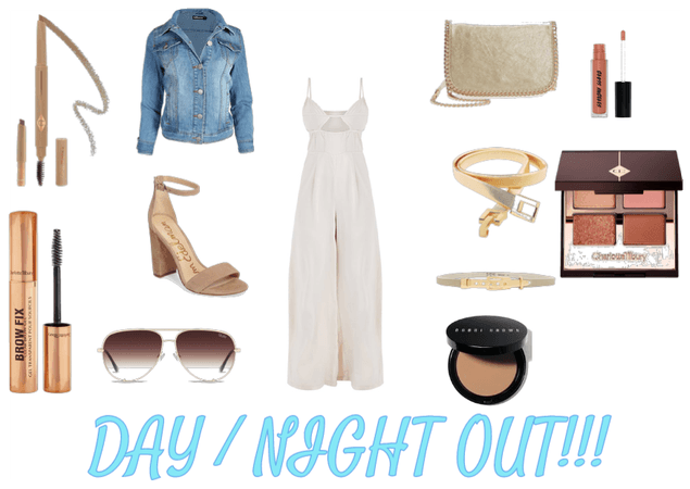 Day / Night out outfit