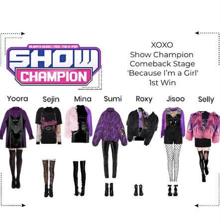 XOXO Show Champion