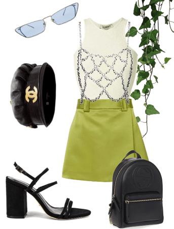 green me