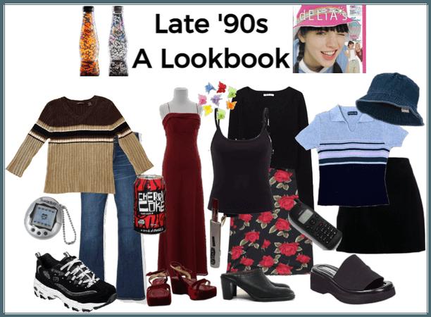 Late '90s: A Lookbook