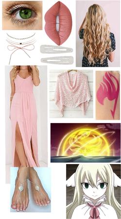 Fairy Tail Mavis Vermillion outfit 1