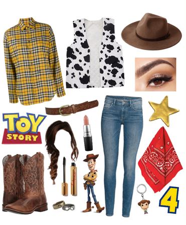 Woody girl