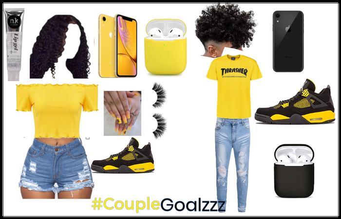 #CoupleGoalzzz