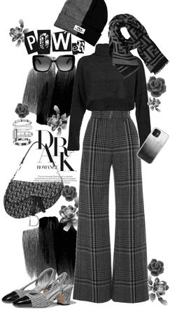 Black | Grey