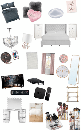 bedroom idea🤪