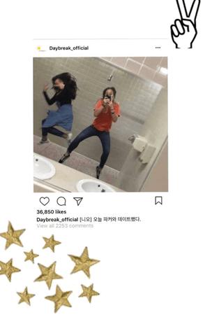 [Daybreak] Instagram Post #2 <Nio & Parker>