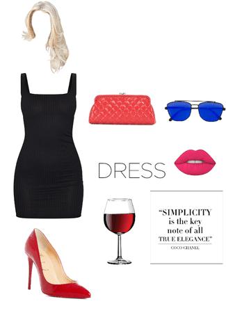 Drunk Summer Dress