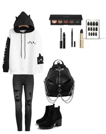 Black Emo  (First look)