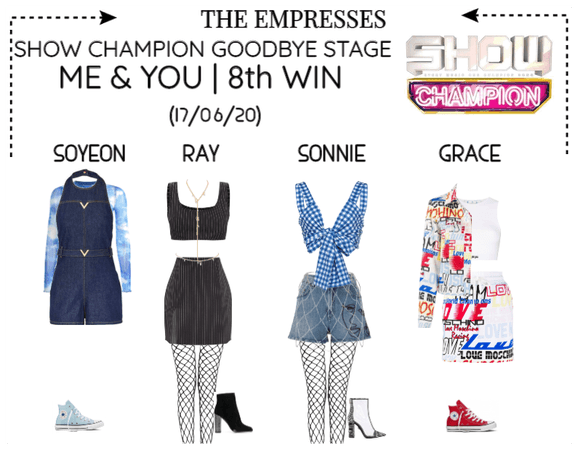 [EMPRESS] SHOW CHAMPION | ME & YOU | 8th WIN