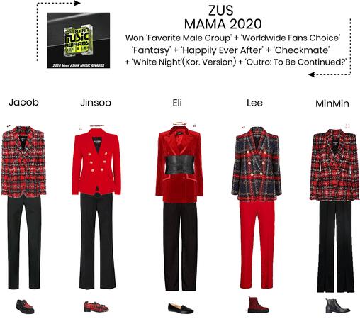 Zus// MAMA 2020