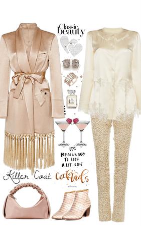 Killer Coat - Cocktails for Two