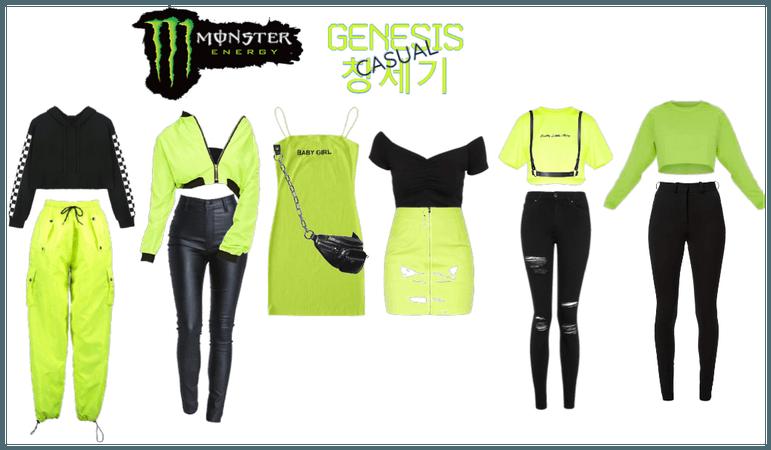 GENESIS girl group (casual)