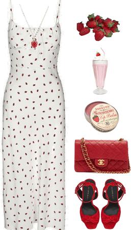 strawberry day 🍓
