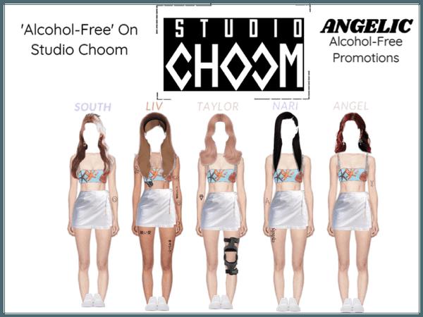 천사의 (Angelic) On Studio Choom