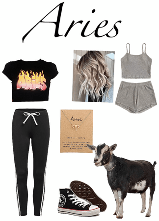 zodiac sign outfit