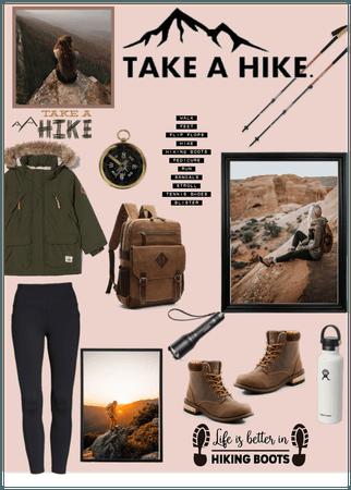 Hiking 🧭⛰️
