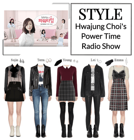 STYLE Hwajung Choi's Power Time Radio Show