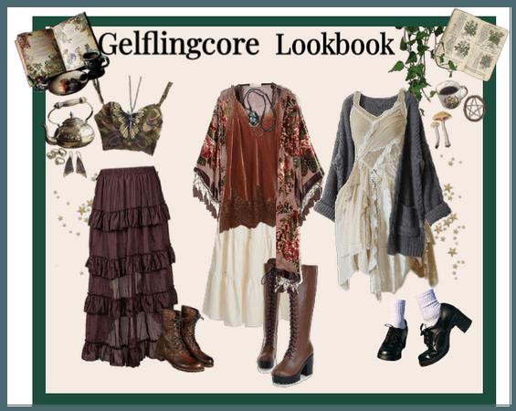 Gelflingcore Lookbook