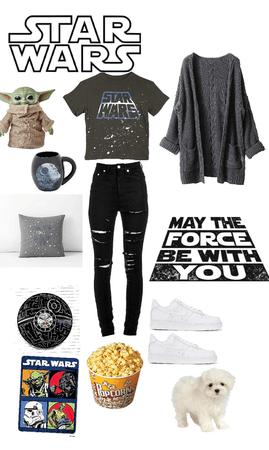 Star Wars style!