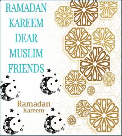 Ramadan Kareem ☪️