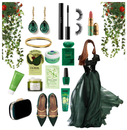 Green emerald theme by Giada Orlando 2019