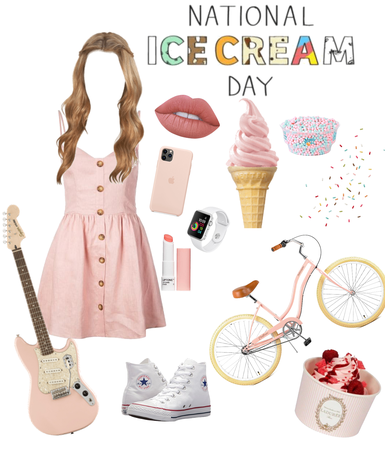 ice cream outfit 🍦
