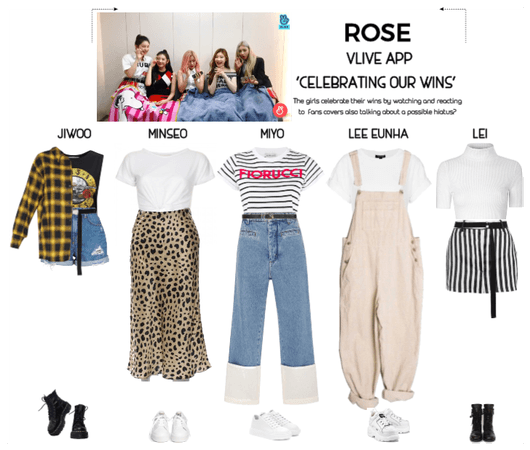 {RoSE} VLIVE App Update