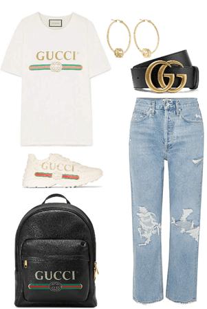 casual Gucci