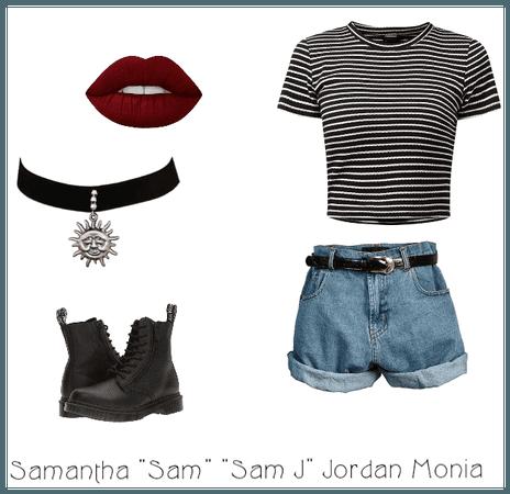 Samantha Jordan Monia