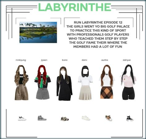 RUN LABYRINTHE EPISODE 12