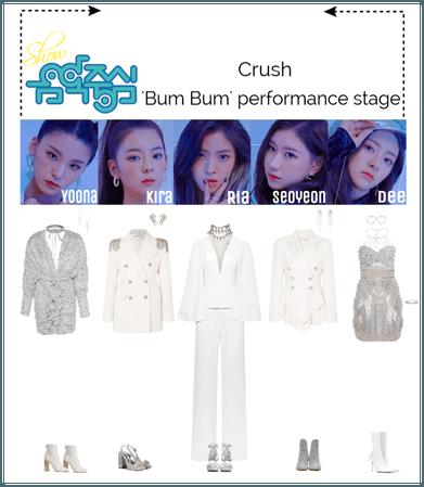 show music core 'Bum Bum'