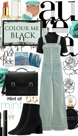Minted Black