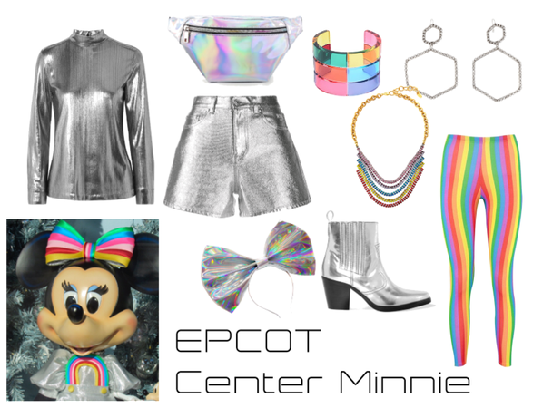 EPCOT Center Minnie