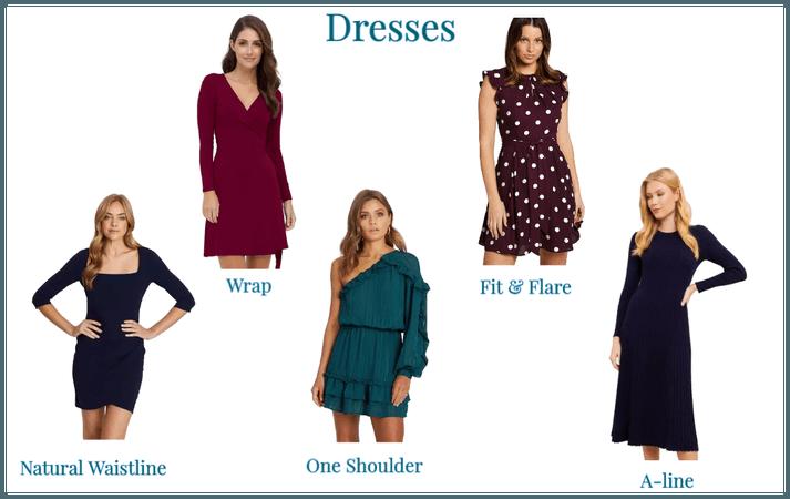 Dresses for Pear Shape