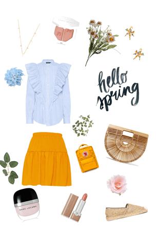 Hello Spring!🌼