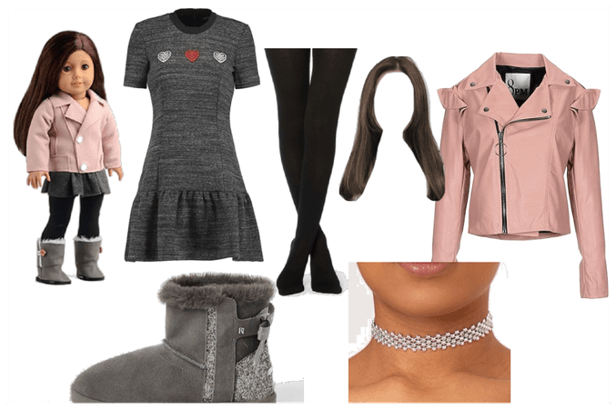 american girl doll with oufit