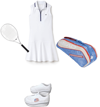 The Classic Tennis Look