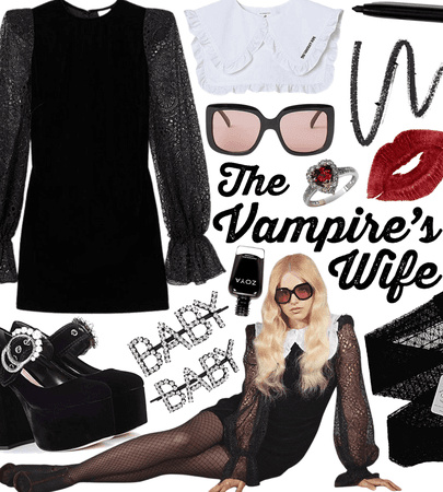 FALL 2020: The Vampire's Wife + H&M