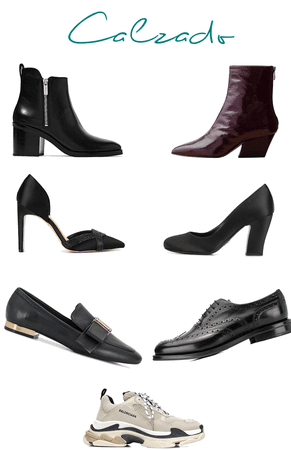 Fondo de Armario, zapatos