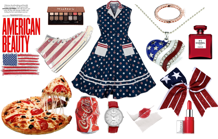 THAT ALL AMERICAN GIRL
