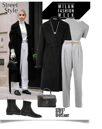 love Milano Fashion week💗