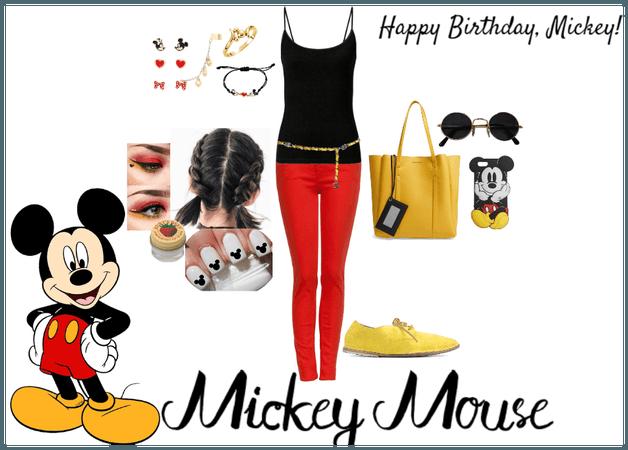 Mickey Mouse (Happy Birthday, Mickey!)