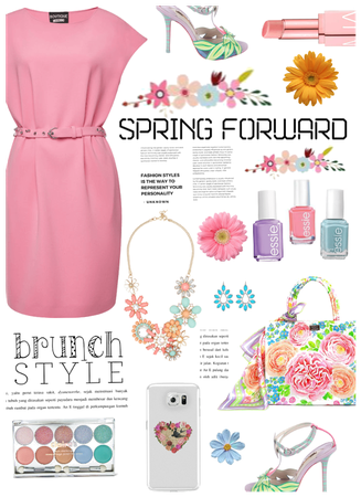 Brunch Style/Spring Forward