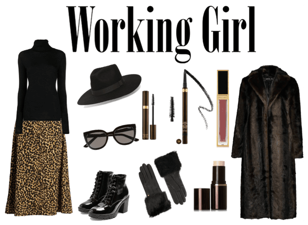 Strong Working Woman
