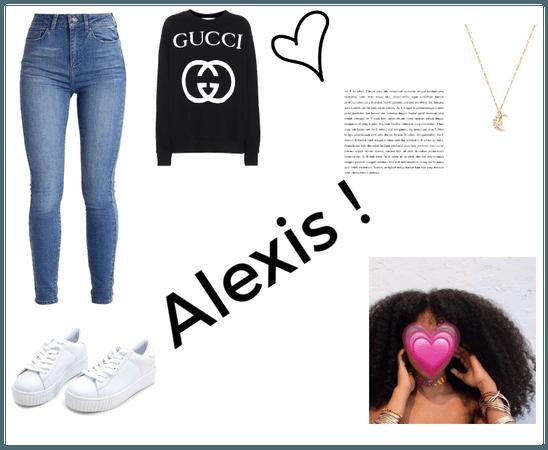 Alexis !