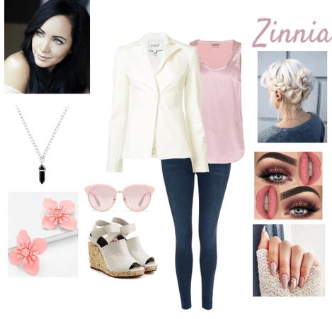 Zinnia #3