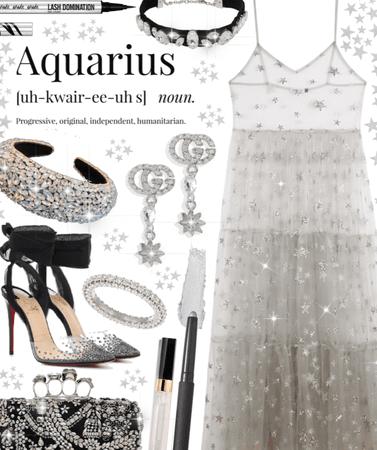 The Dreamy Aquarius